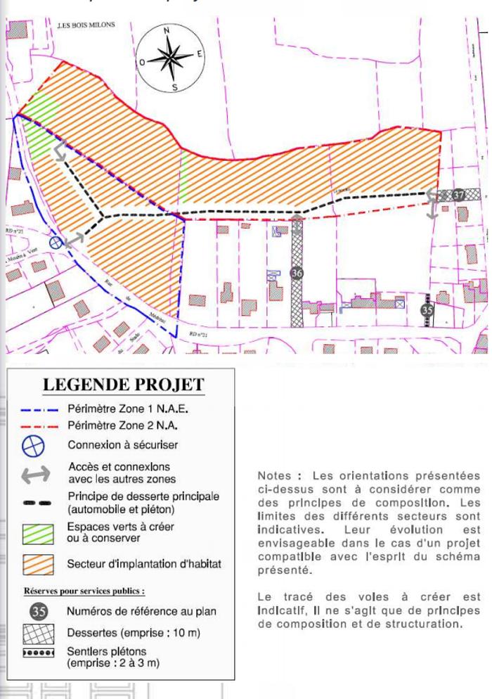 Modification d''un plan local d''Urbanisme 0