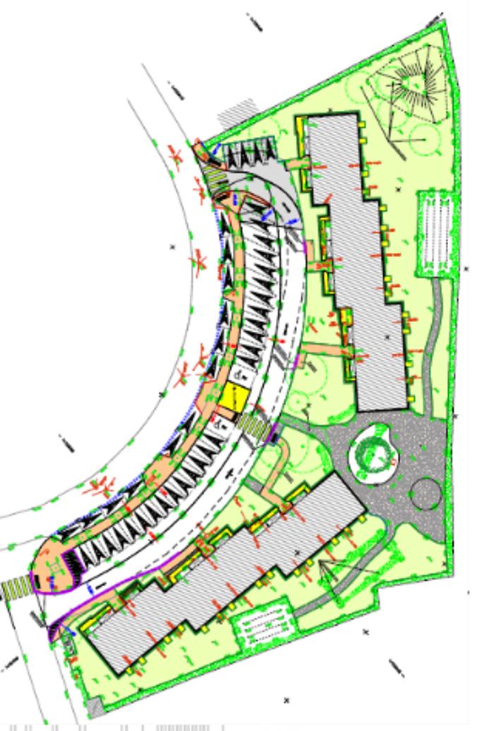 Maîtrise d''oeuvre VRD - Réfection des espaces extérieurs - L''HERMITAGE 0